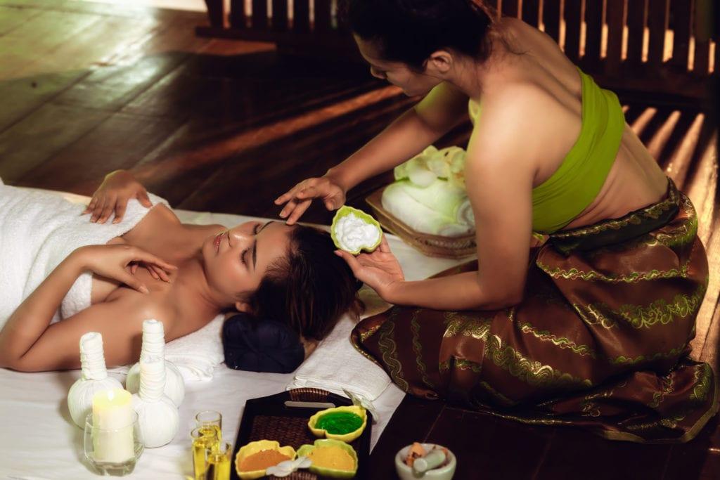 Masaż tajski i spa w Tajlandii,
