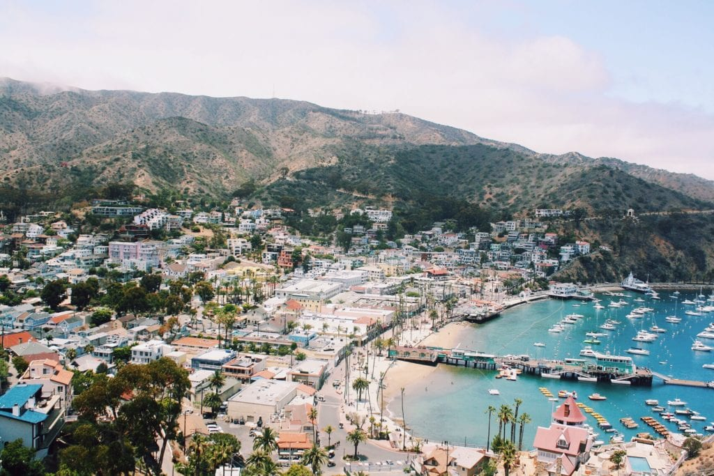 Catalina, wyspa niedaleko Los Angeles