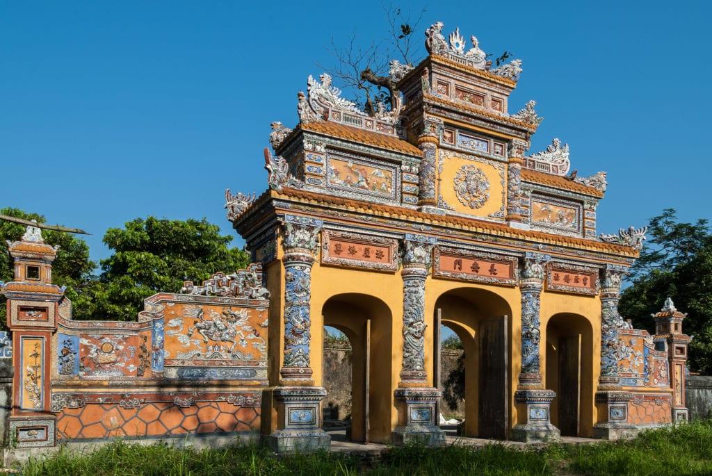 Cesarskie miasto Hue, Wietnam