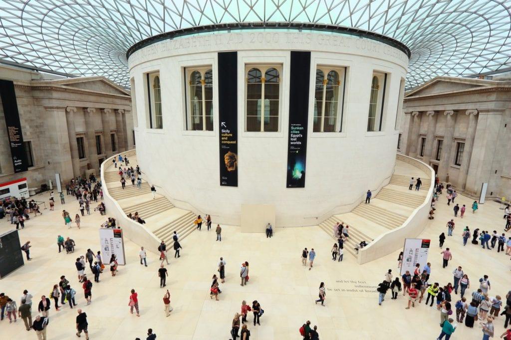 Muzeum Brytyjskie, Londyn