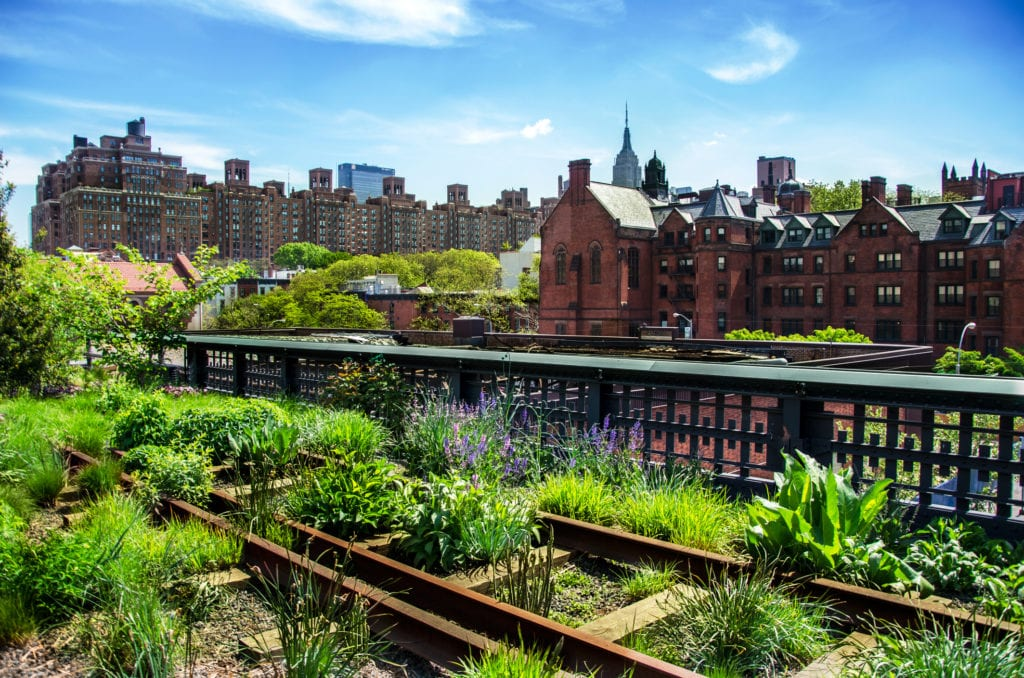 Park High Line, Nowy Jork