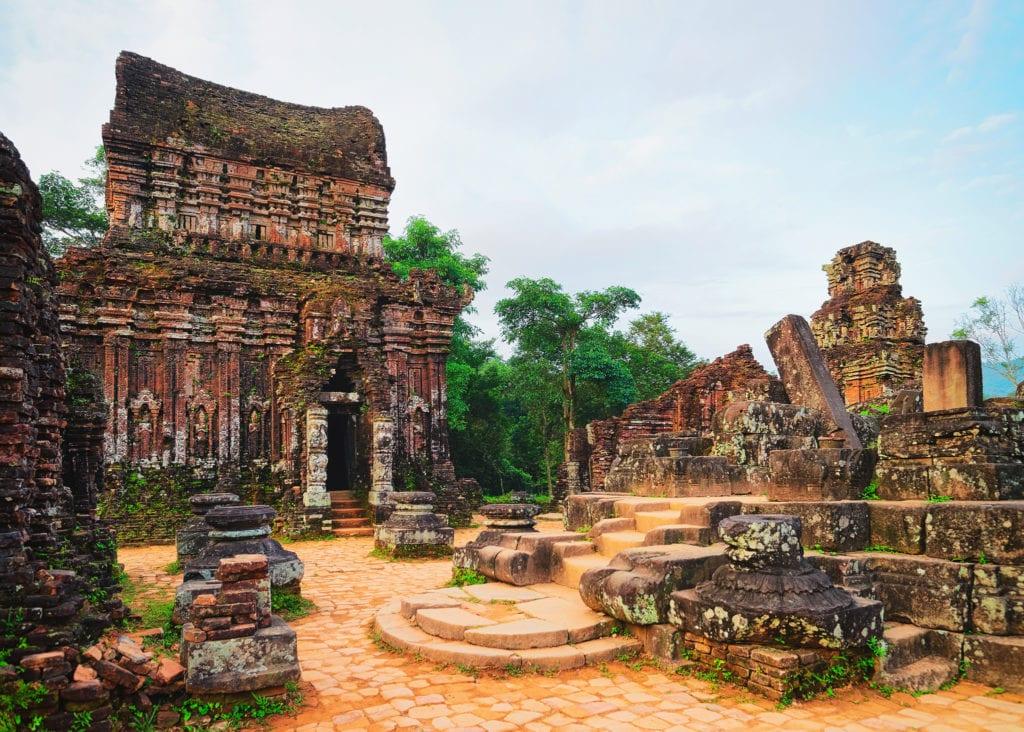 Ruiny My Son, Wietnam