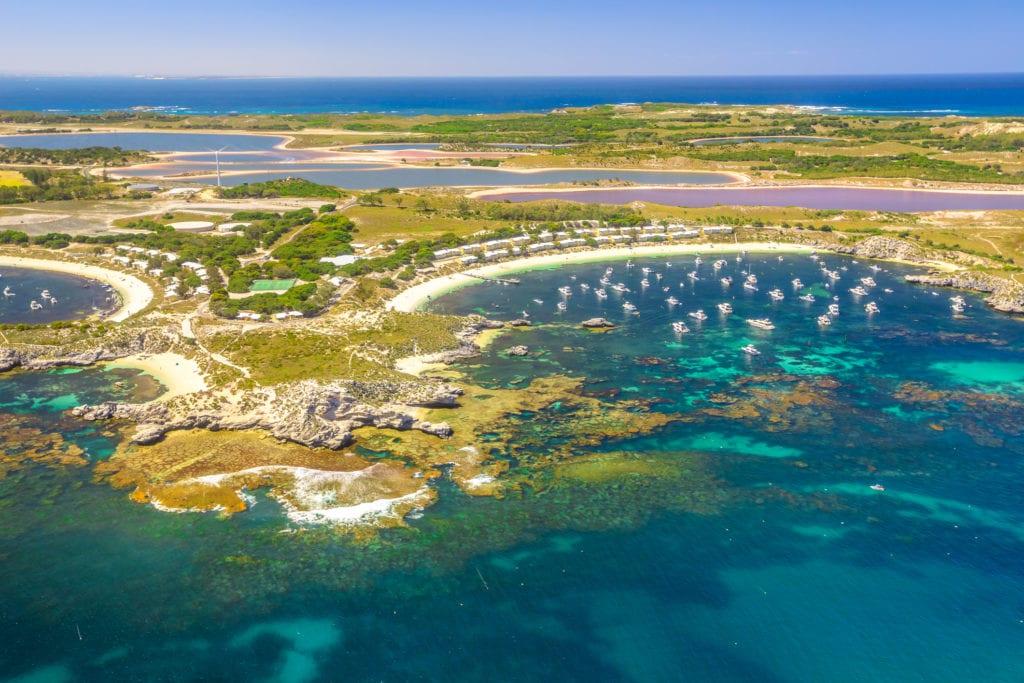 Wyspa Rottnest, Australia