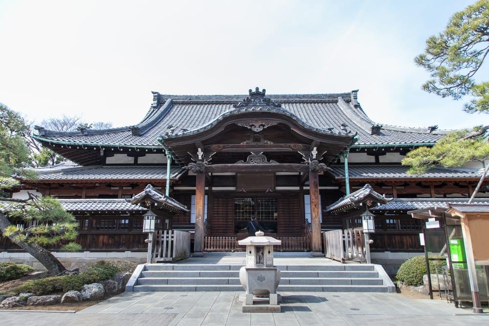 Świątynia Sengakuji, Tokio