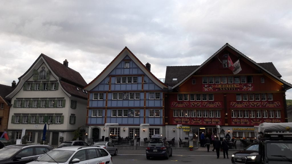 Appenzell, fot. archiwum własne