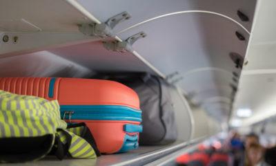 Bagaż podręczny, co można przewieźć w bagażu podręcznym