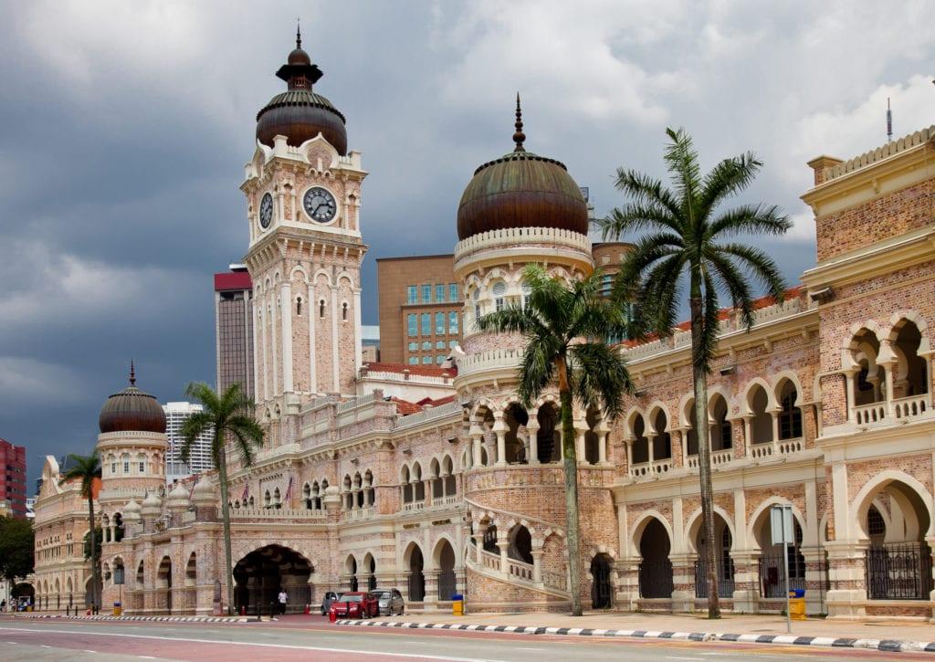 Budynek Abdula Samada, Kuala Lumpur