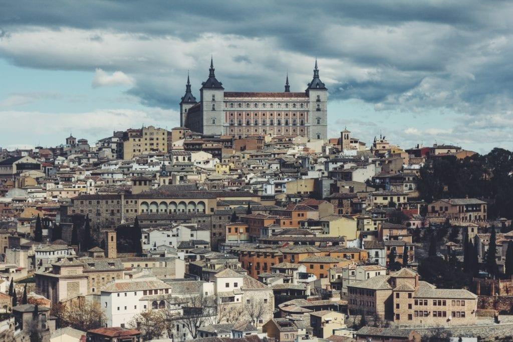 Hiszpańskie Toledo,