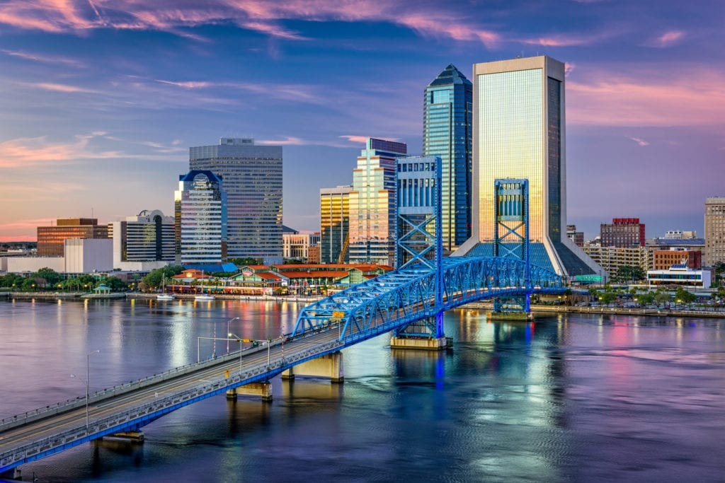Jacksonville, Floryda USA