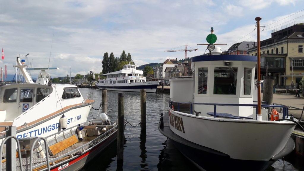 Jezioro Bodeńskie, fot. archiwum własne