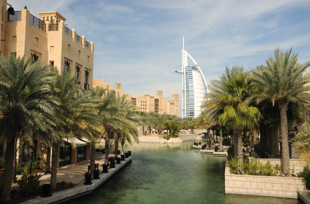 Madinat Jumeirah, Dubaj