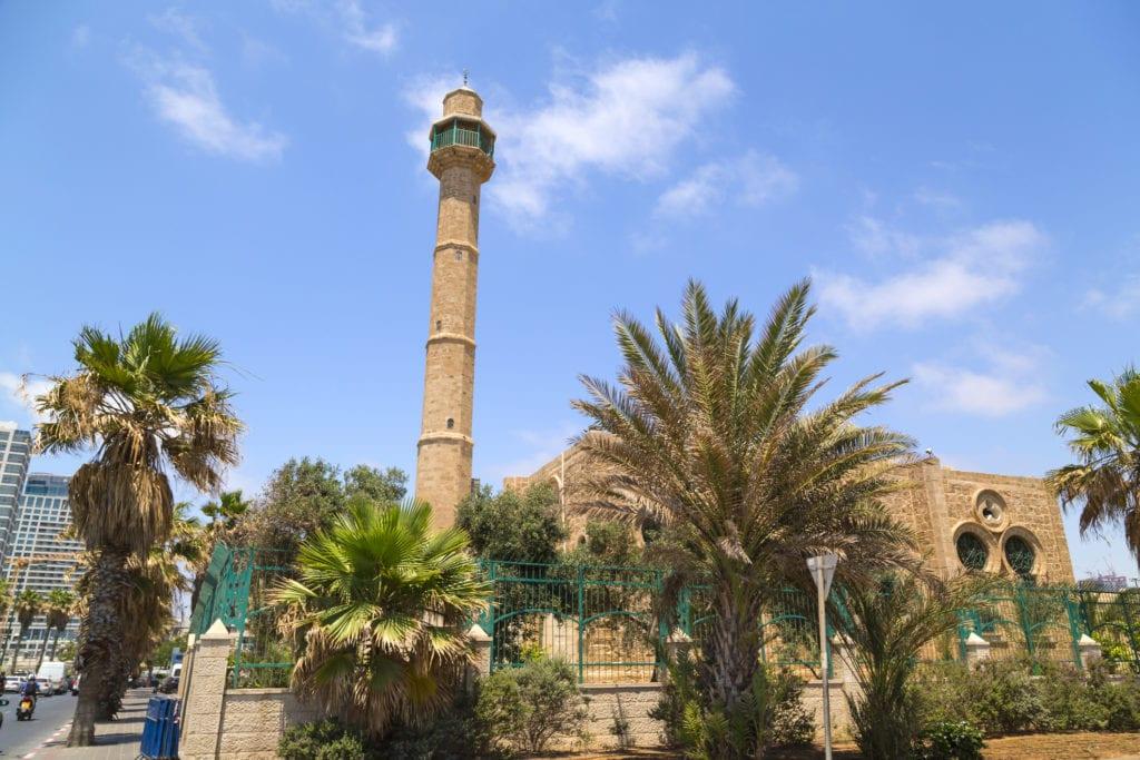 Meczet Hassan Bek, Tel Awiw Izrael