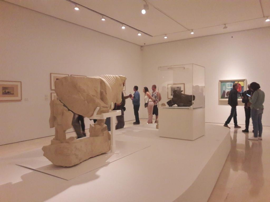 Muzeum Picasso Malaga Hiszpania