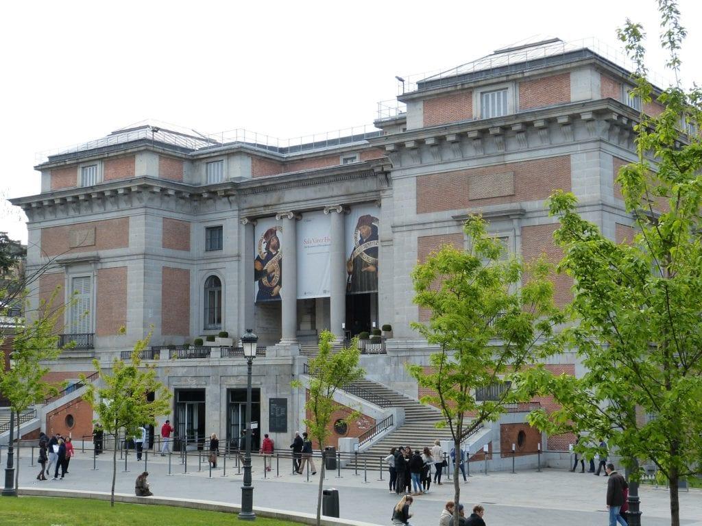 Muzeum Prado w Madrycie,