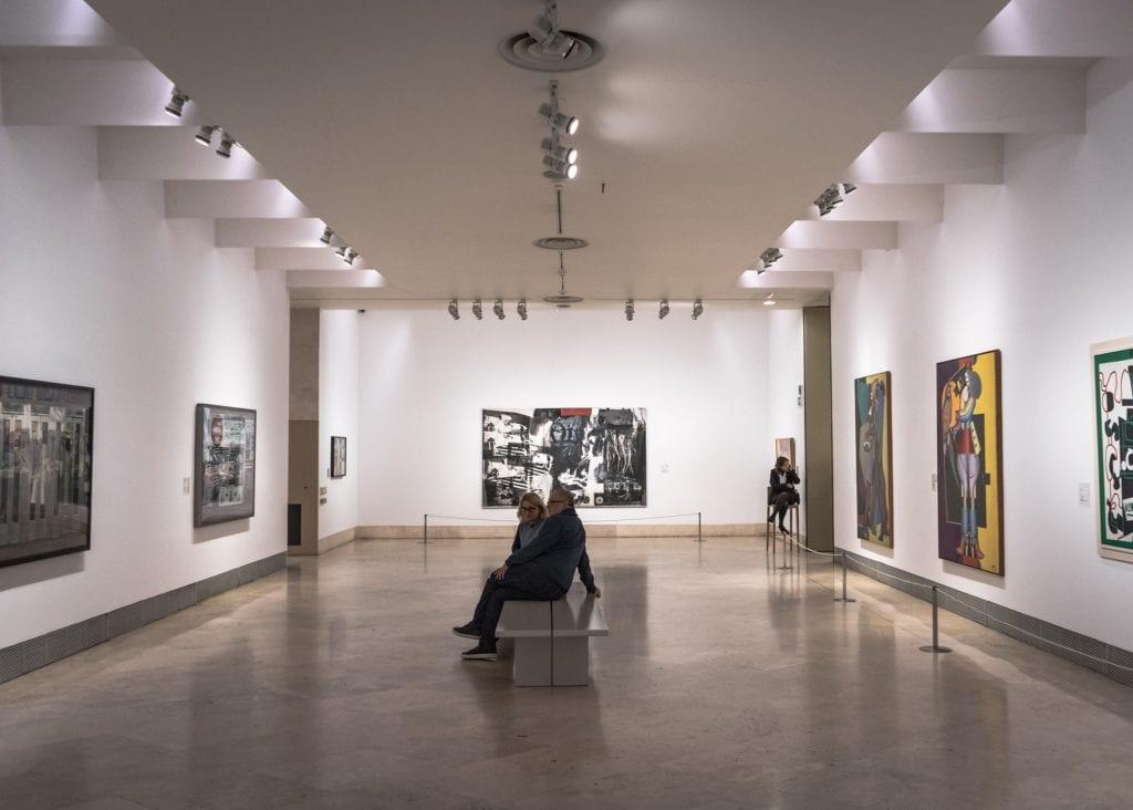 Muzeum Thyssen-Bornemisza, Madryt