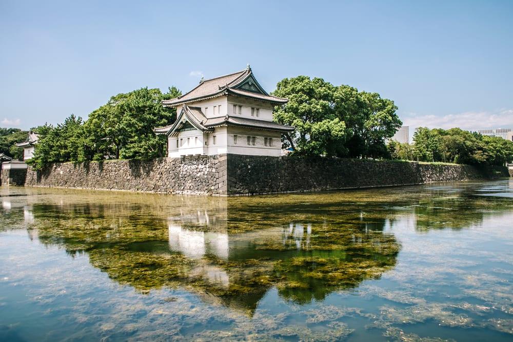 Pałac Cesarski, Tokio