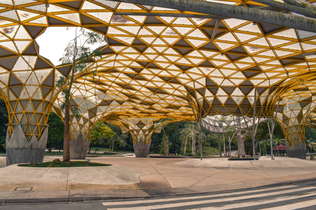 Park Lake Garden, Kuala Lumpur