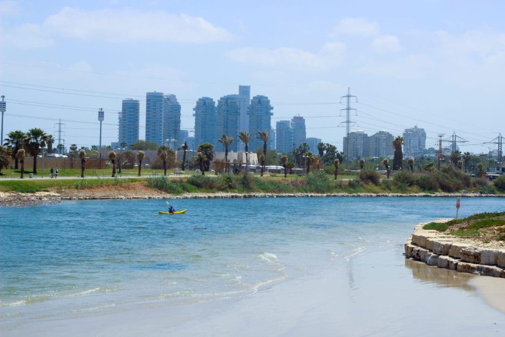 Park ha-Jarkon, Tel Awiw Izrael