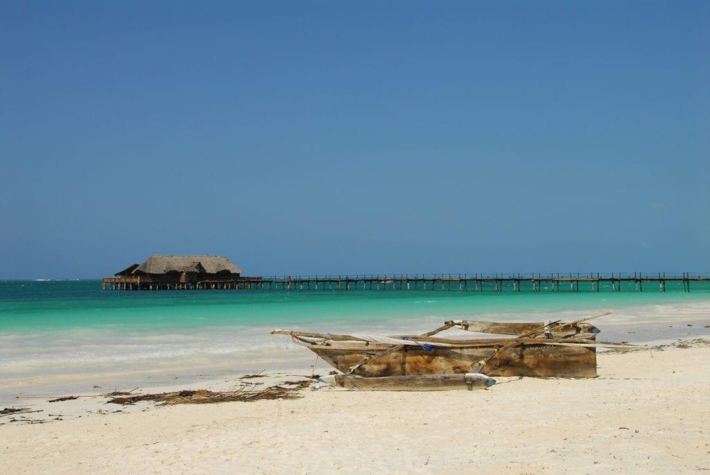 Plaża Kiwengwa,Zanzibar
