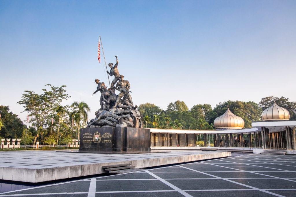 Pomnik Tugu Negara, Kuala Lumpur