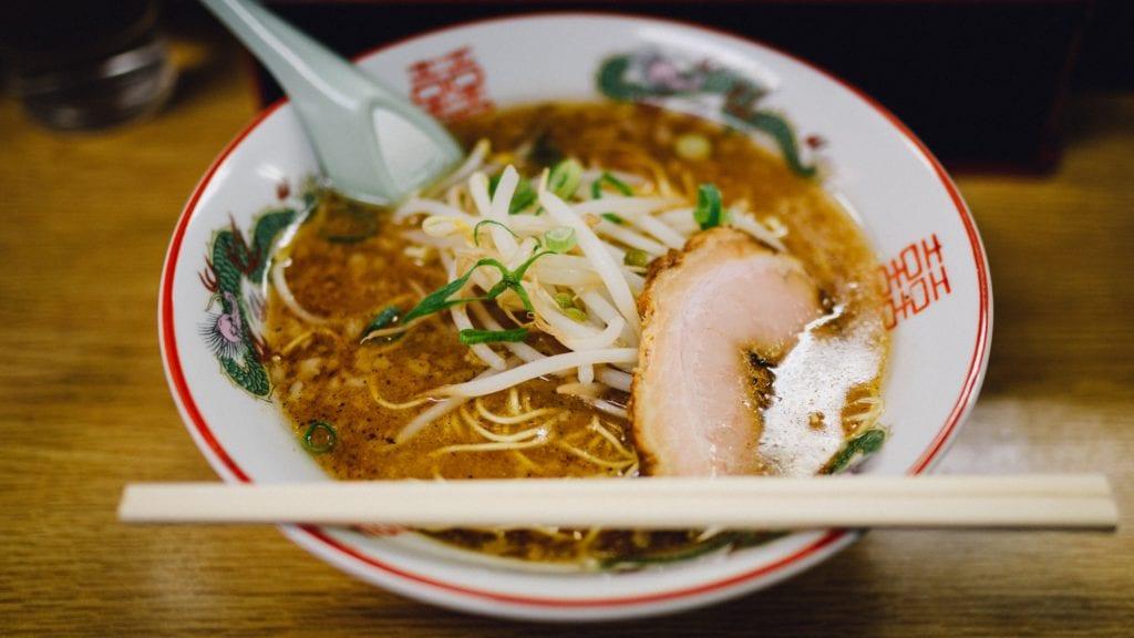 Ramen, japońska zupa