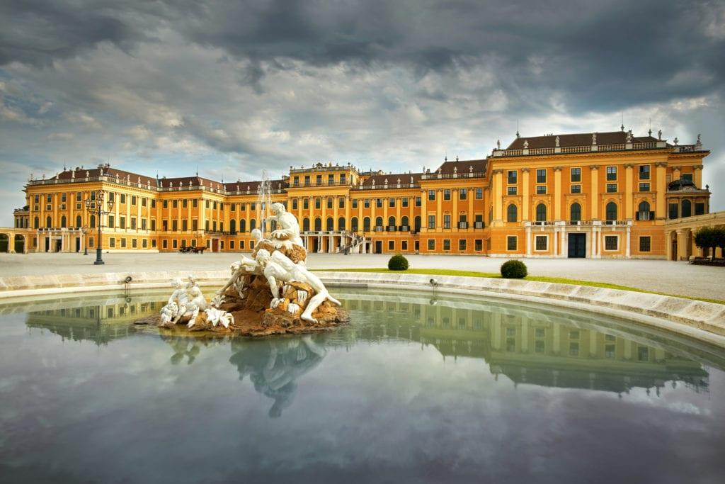 Pałac Schonbrunn, Wiedeń