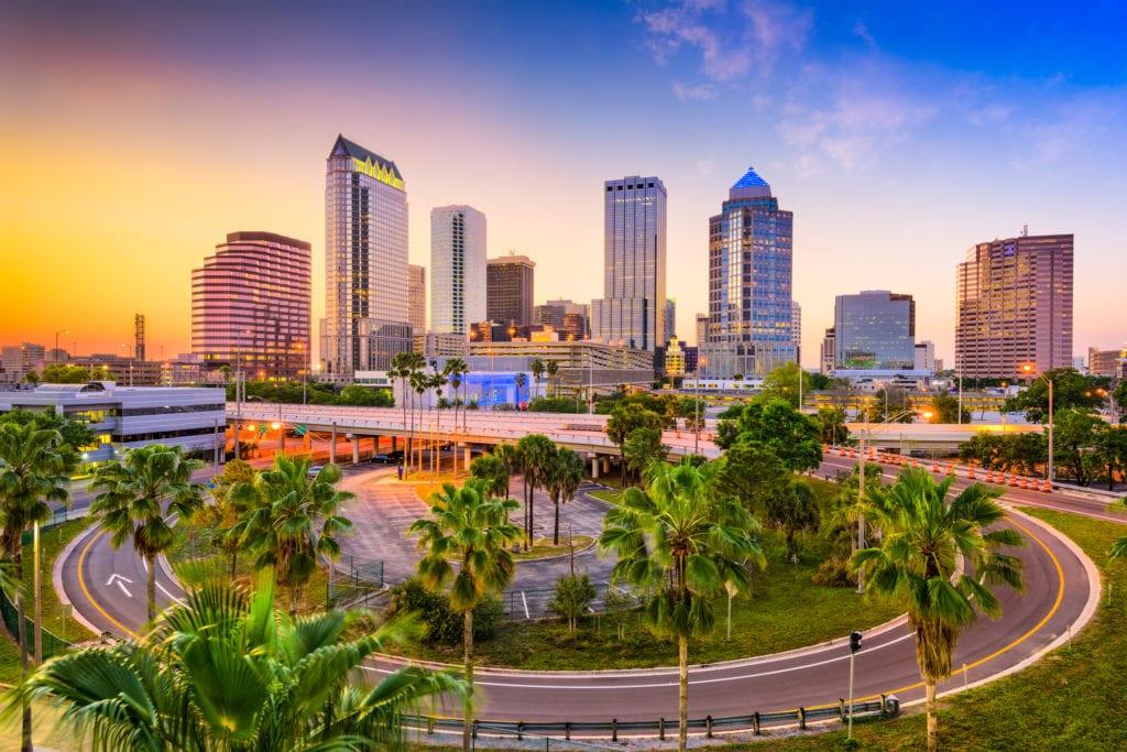Tampa, Floryda USA