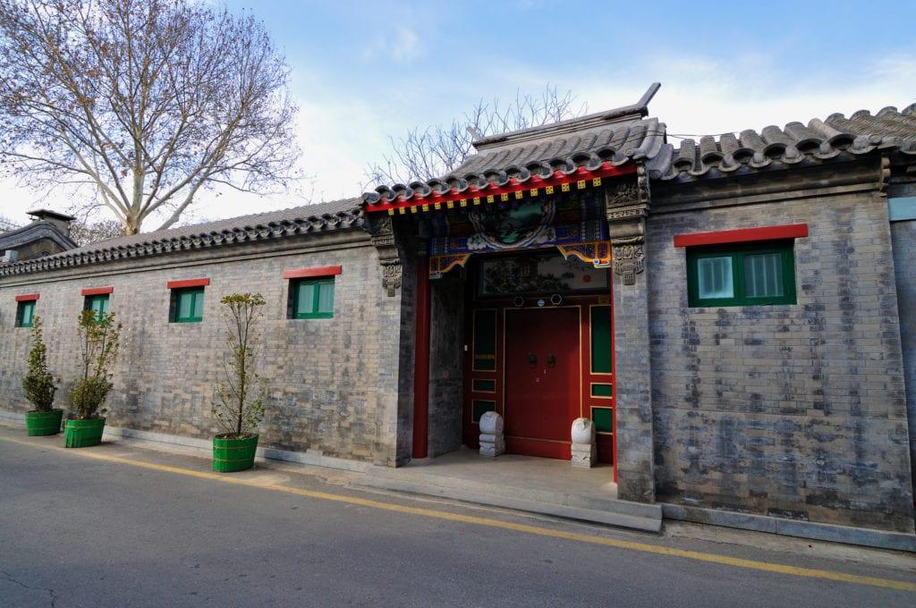 Tradycyjne hutongi, Pekin