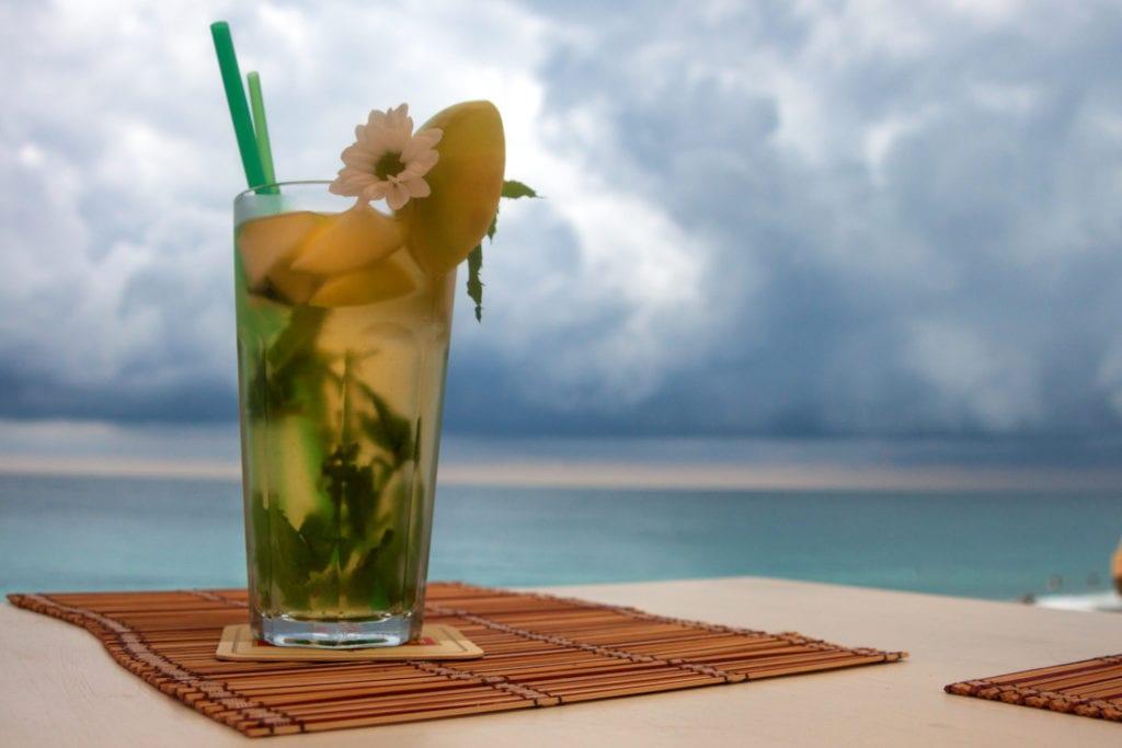 Tropikalny drink, Zanzibar
