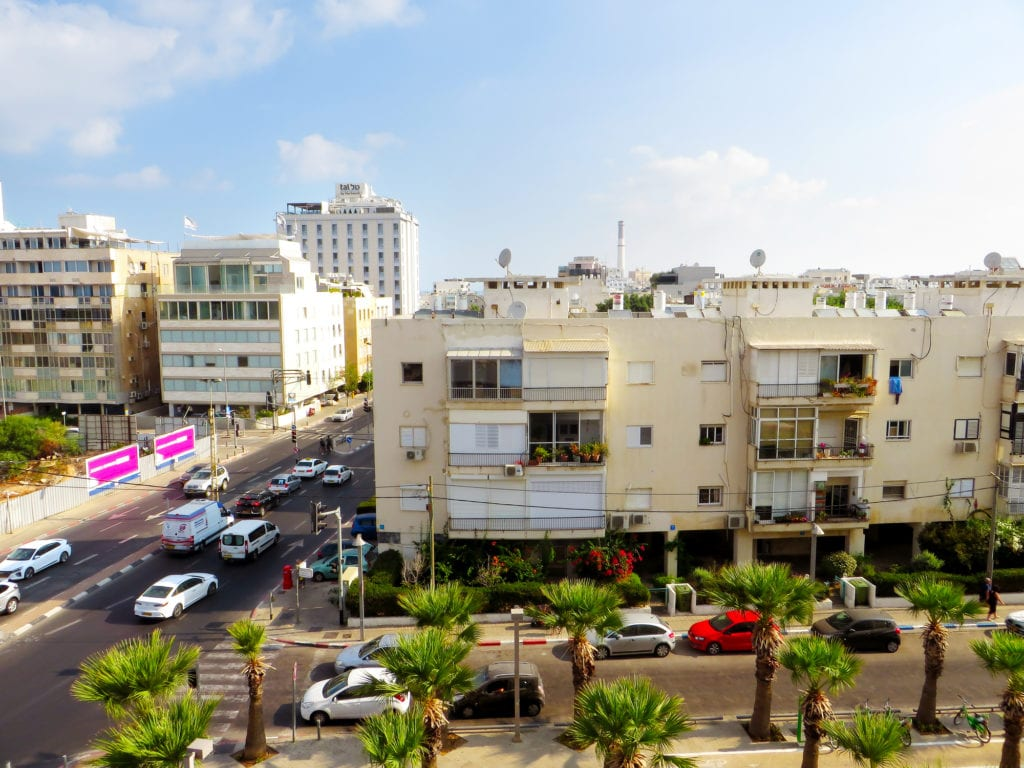 Ulica Dizengoff, Tel Awiw Izrael