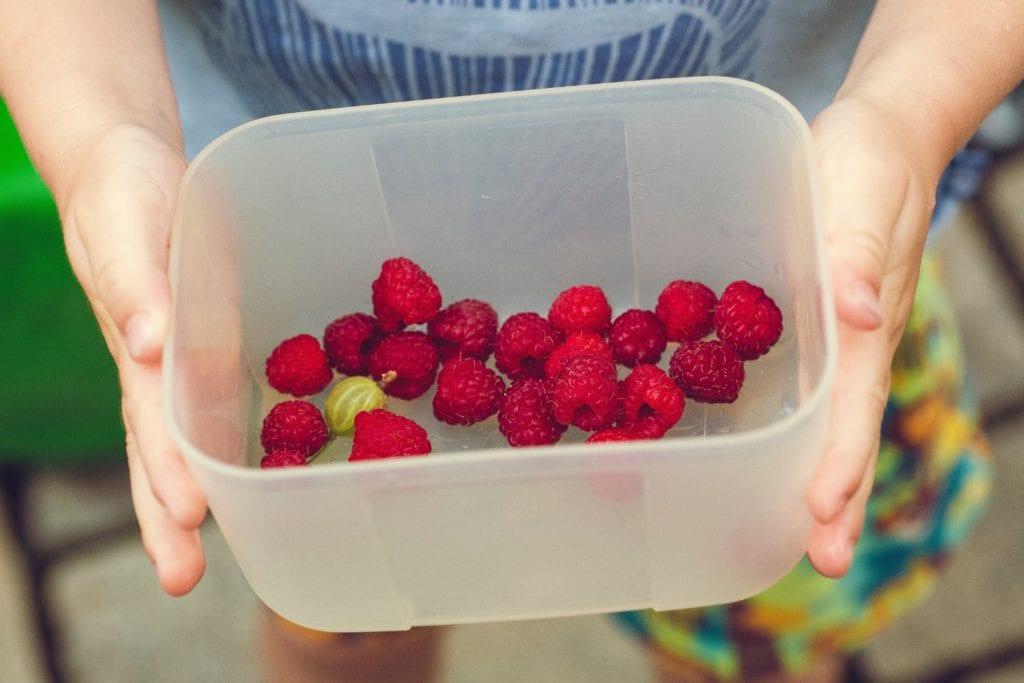 W bagażu podręcznym możesz przewozić kanpki, owoce, przekąski,