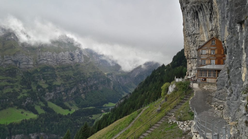 Wildkirchli, Szwajcaria, fot. archiwum własne