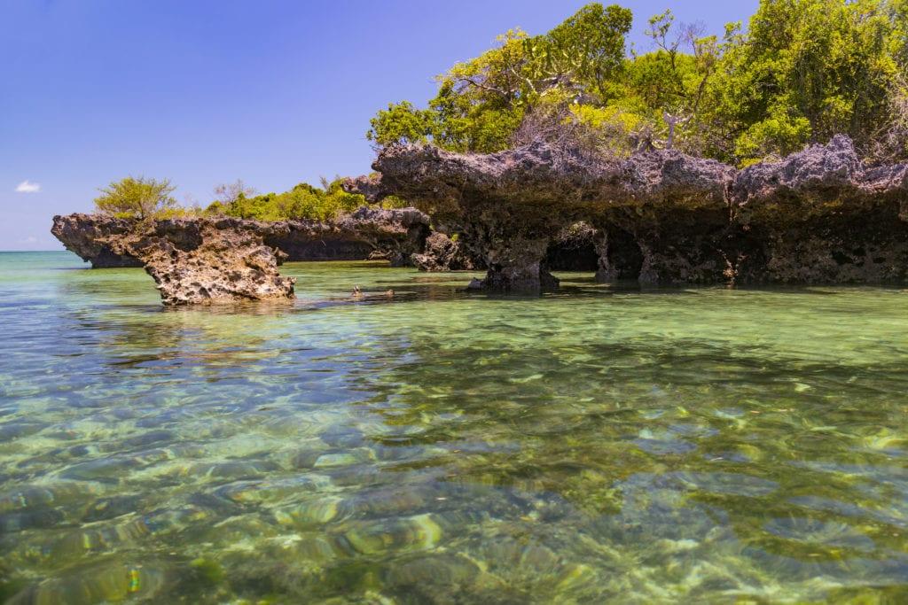 Wyspa Kwale, Zanzibar