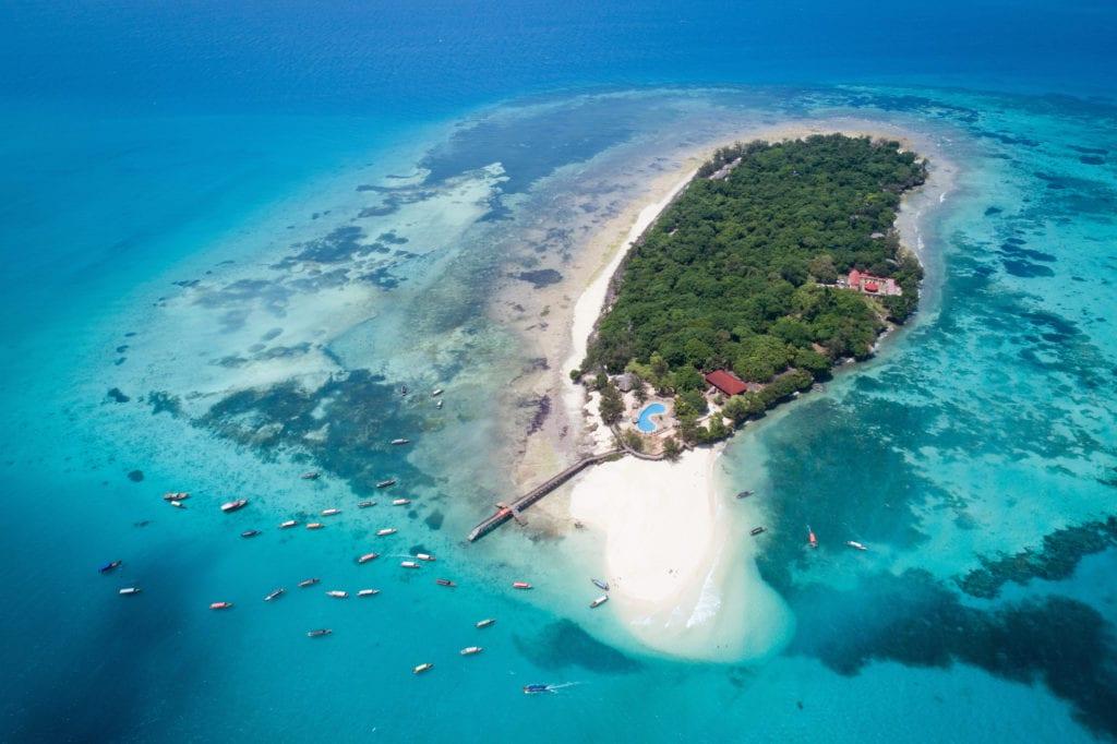 Wyspa Skazańców, Zanzibar