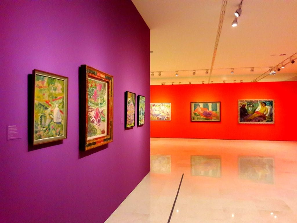 Carmen Thyssen Museum Malaga Hiszpania