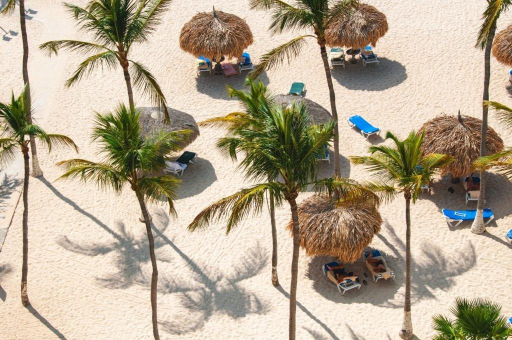 Aruba to idealne miejsce na błogi odpoczynek