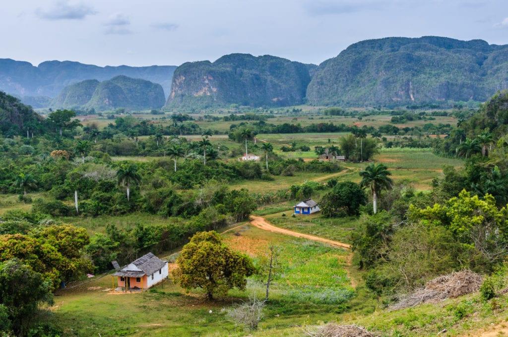 Dolina Viñales, Kuba