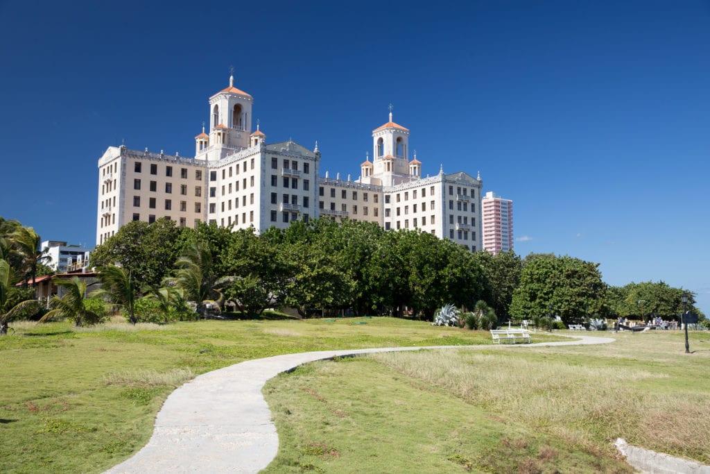 Hotel Nacional w Hawanie, Kuba