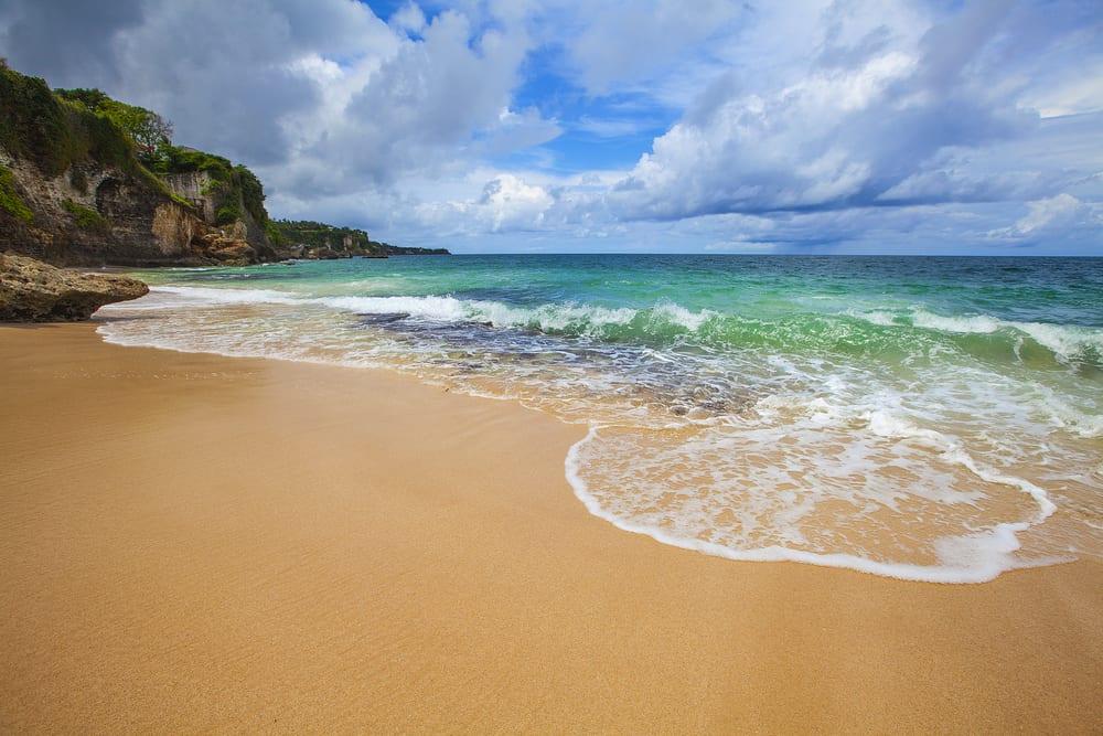 Jimbaran Beach, Bali Indonezja