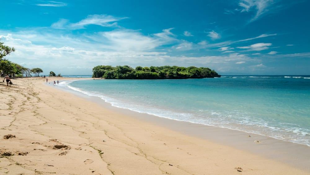 Nusa Dua Beach, Bali Indonezja