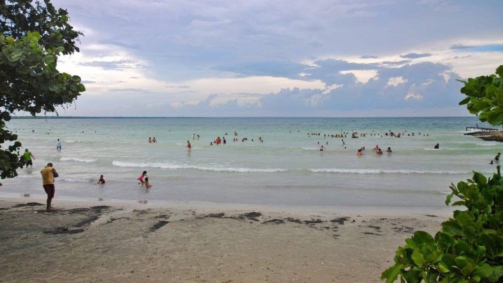Plaża Larga, Kuba