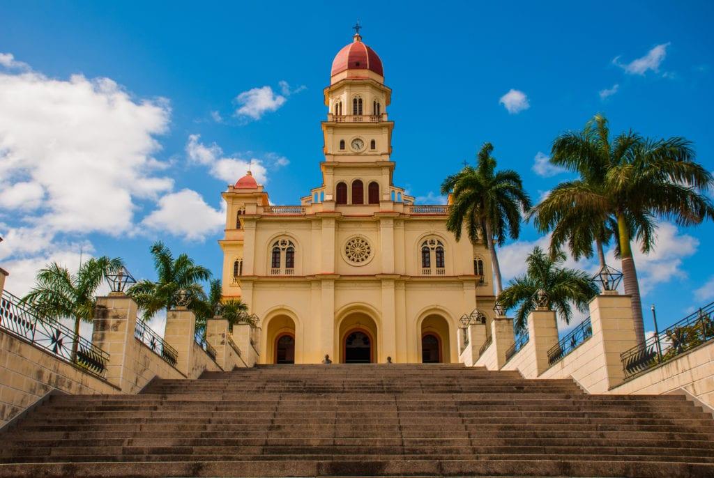 Santiago de Cuba El Cobre, Kuba