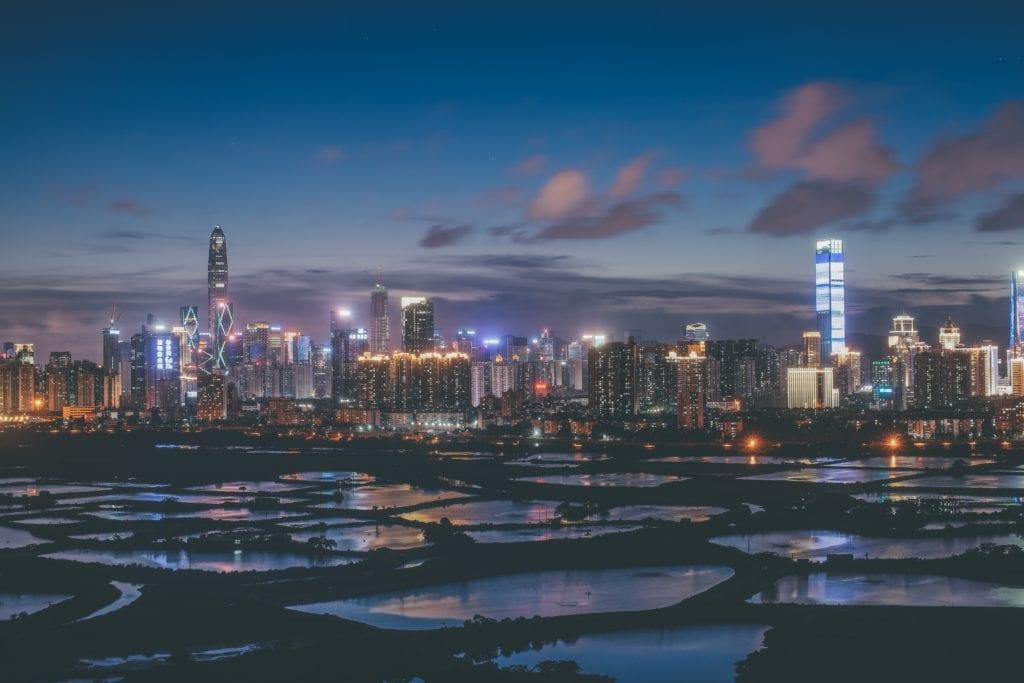 Shenzhen, Chiny