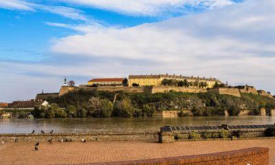 Twierdza Petrovaradin, Serbia