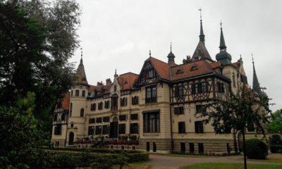 Zamek Lešná w Zlínie, fot. archiwum własne Czechy