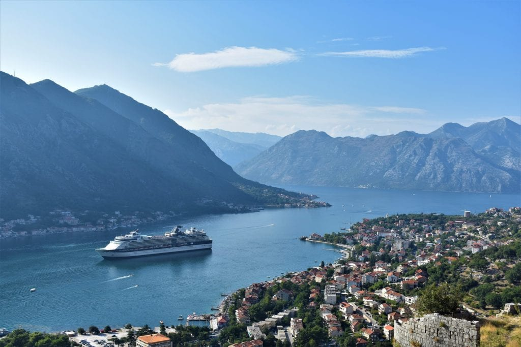 Zatoka Kotorska Czarnogóra