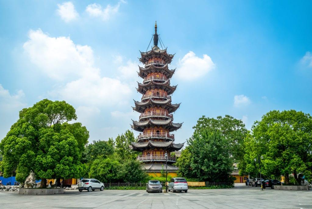 Świątynia Longhua, Szanghaj