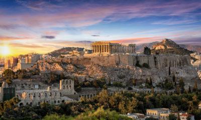 Akropol. Ateny