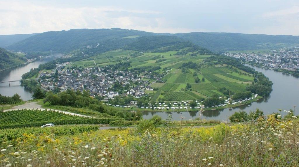 Dolina rzeki Mozela, Niemcy