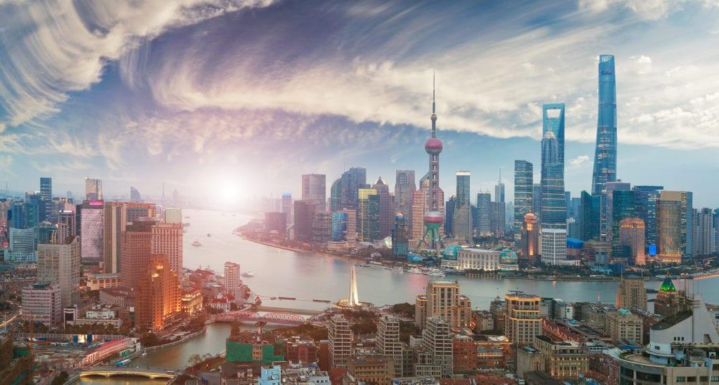 Dzielnica finansowa Pudong, Szanghaj